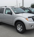nissan pathfinder 2011 silver suv s gasoline 6 cylinders 2 wheel drive automatic 33884