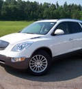 buick enclave 2011 white suv cx gasoline 6 cylinders all whee drive not specified 44024