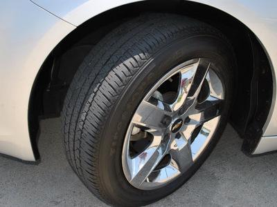 chevrolet malibu 2010 silver sedan lt flex fuel 4 cylinders front wheel drive automatic 76018