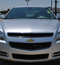 chevrolet malibu 2010 silver sedan lt flex fuel 4 cylinders front wheel drive automatic 76018
