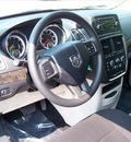 dodge grand caravan 2011 red van express flex fuel 6 cylinders front wheel drive not specified 44024