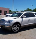 buick enclave 2011 white suv cxl 1 gasoline 6 cylinders all whee drive not specified 44024