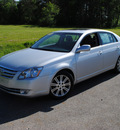toyota avalon 2007 silver sedan limited gasoline 6 cylinders front wheel drive shiftable automatic 44024