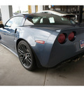 chevrolet corvette 2011 blue coupe z06 gasoline 8 cylinders rear wheel drive 6 speed manual 77090