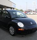 volkswagen new beetle 2010 black hatchback gasoline 5 cylinders front wheel drive automatic 27215