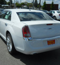 chrysler 300 2011 white sedan limited gasoline 6 cylinders rear wheel drive automatic 99212