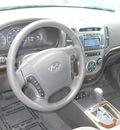 hyundai santa fe 2011 phantom black suv se gasoline 6 cylinders all whee drive shiftable automatic 99208