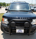 land rover lr3 2005 black suv hse gasoline 8 cylinders 4 wheel drive automatic 76205
