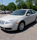 mercury milan 2008 lt  green sedan v6 premier gasoline 6 cylinders front wheel drive automatic 55321