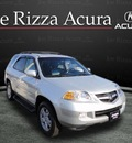acura mdx 2006 silver suv touring 4x4 gasoline 6 cylinders all whee drive automatic with overdrive 60462