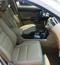 honda accord 2008 white sedan exlv6 gasoline 6 cylinders front wheel drive automatic 76205