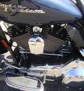harley davidson flhx 2008 blue street glide 2 cylinders 6 speed 45342