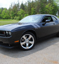 dodge challenger 2010 black coupe r t gasoline 8 cylinders rear wheel drive 6 speed manual 44024