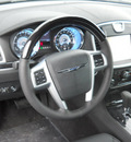 chrysler 300 2011 dk  blue sedan c gasoline 8 cylinders all whee drive 5 speed automatic 99212