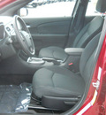 chrysler 200 2011 red sedan lx gasoline 4 cylinders front wheel drive not specified 99212