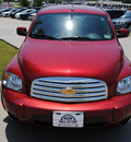 chevrolet hhr 2010 red wagon lt gasoline 4 cylinders front wheel drive automatic 76205
