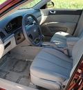 hyundai sonata 2008 maroon sedan gls gasoline 4 cylinders front wheel drive not specified 44024