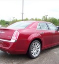 chrysler 300 2011 red sedan c gasoline 8 cylinders rear wheel drive not specified 44024