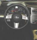 subaru legacy 2010 gray sedan 2 5i premium gasoline 4 cylinders all whee drive autostick 55811
