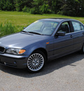 bmw 3 series 2003 gray sedan 330xi gasoline 6 cylinders all whee drive not specified 44024