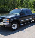 gmc sierra 1500hd 2003 gray sle gasoline 8 cylinders 4 wheel drive 4 speed automatic 44024