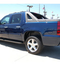 chevrolet avalanche 2011 dk  blue lt flex fuel 8 cylinders 2 wheel drive 6 spd auto 77090