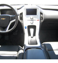 chevrolet volt 2011 white hatchback premium gasoline 4 cylinders front wheel drive not specified 77090
