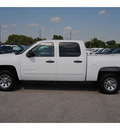 chevrolet silverado 1500 2011 white ls flex fuel 8 cylinders 2 wheel drive automatic 77090