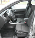 ford focus 2008 gray sedan se gasoline 4 cylinders front wheel drive automatic with overdrive 55811