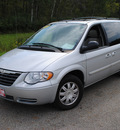 chrysler town and country 2007 silver van touring gasoline 6 cylinders front wheel drive 4 speed automatic 44024