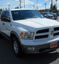 ram ram pickup 1500 2011 bright wht gasoline 8 cylinders 4 wheel drive automatic 99212