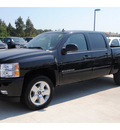 chevrolet silverado 1500 2011 black ltz flex fuel 8 cylinders 2 wheel drive automatic 77090