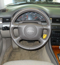 audi a6 1999 gray sedan quattro gasoline v6 all whee drive autostick 55811
