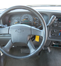 chevrolet silverado 1500 2004 black pickup truck gasoline 8 cylinders 4 wheel drive automatic 55811