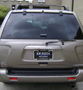 nissan pathfinder 2001 gray suv le 4x4 gasoline 6 cylinders 4 wheel drive automatic with overdrive 60462