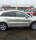 acura rdx 2009 dk  gray suv w tech gasoline 4 cylinders all whee drive automatic 45342