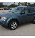 ford escape 2011 blue suv xlt gasoline 4 cylinders front wheel drive 6 speed automatic 77388