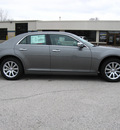 chrysler 300 2011 silver sedan limited gasoline 6 cylinders rear wheel drive automatic 45840