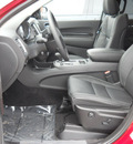 dodge durango 2011 dk  red suv citadel gasoline 6 cylinders all whee drive 5 speed automatic 99212