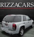 chevrolet trailblazer 2007 silver suv ls gasoline 6 cylinders rear wheel drive automatic with overdrive 60546