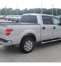 ford f 150 2011 silver xlt gasoline 6 cylinders 2 wheel drive automatic 77388
