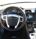 chrysler 200 2011 black sedan limited flex fuel 6 cylinders front wheel drive automatic 45840