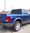 ram ram pickup 1500 2011 blue gasoline 8 cylinders 4 wheel drive not specified 44024