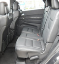 dodge durango 2011 dk  gray suv crew lux gasoline 8 cylinders all whee drive 5 speed automatic 99212