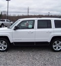 jeep patriot 2011 white suv gasoline 4 cylinders 4 wheel drive not specified 44024