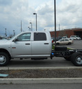 ram ram chassis 3500 2011 bright silv met st diesel 6 cylinders 4 wheel drive automatic with overdrive 99212