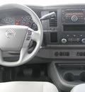 nissan n v 2500 2012 white sv gasoline v8 rear wheel drive automatic 33884