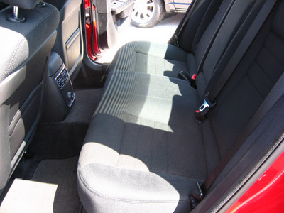 dodge charger 2011 maroon sedan rallye gasoline 6 cylinders rear wheel drive automatic 45840