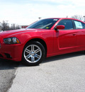 dodge charger 2011 maroon sedan rallye gasoline 6 cylinders rear wheel drive automatic 45840