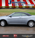 chrysler sebring 2008 gray lx 4 cylinders front wheel drive automatic 44024